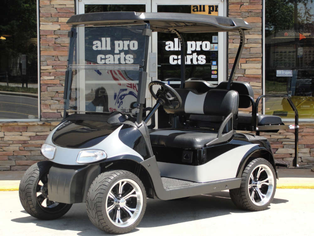 15++ All pro golf carts flowery branch information